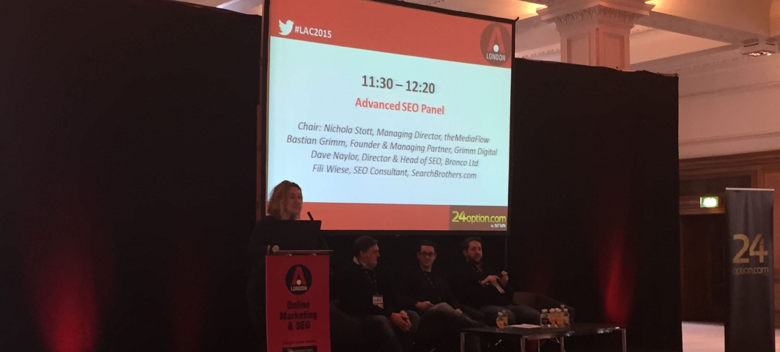 Unsere (SEO) Take-Aways der London Affiliate Conference 2015