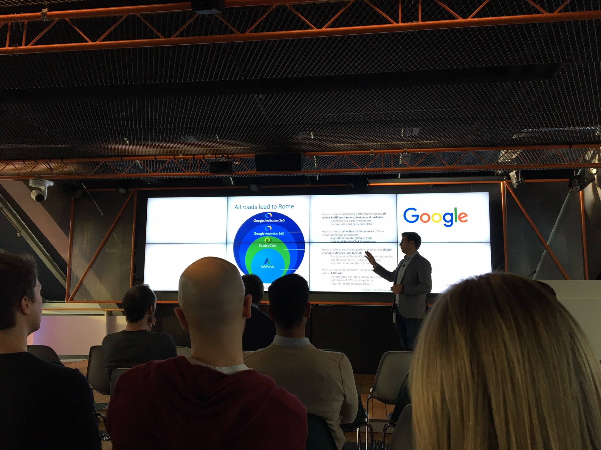 Attribution in AdWords Doubleclick, Analytics und Attribtuion 360